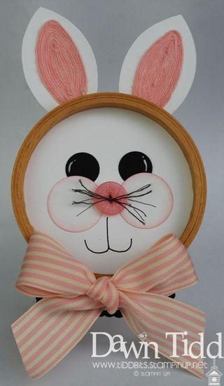 Bunny hoop