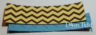 Chevron Stripe fitting